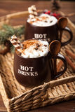 Pumpkin spice latte Royalty Free Stock Images