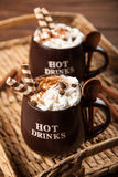 Pumpkin spice latte Royalty Free Stock Photos