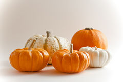Pumpkin Stack Royalty Free Stock Photography