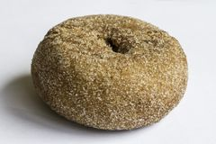 Pumpkin Sugar Donut Doughnut royalty free stock images
