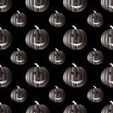Pumpkin tile Stock Photography