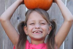 Pumpkin Time, Happy Time stock photos