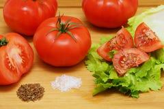 Pumpkin Tomato Stock Images