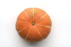 Pumpkin - Top View Stock Photo