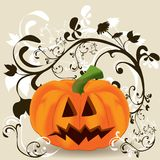 Pumpkin vector Royalty Free Stock Photos