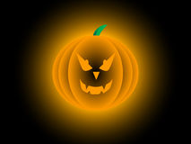 Pumpkin - Vector Royalty Free Stock Photo
