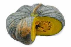 Pumpkin on white background Stock Photos