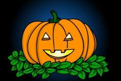 Pumpkinhead Fotos de Stock Royalty Free