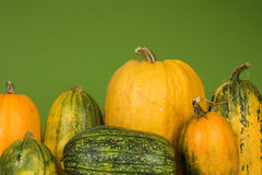 Pumpkins Stock Photos
