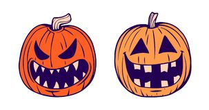 THE SCARY PUMPKINS