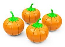 The pumpkins Stock Photo