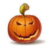 Pumpkins Smiling 4 Stock Image