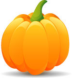 Pumpkins vector illustration Royalty Free Stock Photo