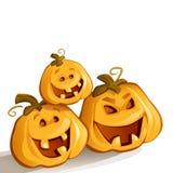 Pumpkins (Vector) Stock Photo