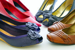 Pumps, shoes Royalty Free Stock Photography