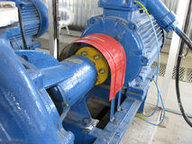 Pumps for water. Stock Image