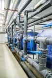 Pumpstation Lizenzfreies Stockfoto
