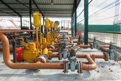 Pumpstation Lizenzfreies Stockbild