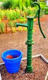 pumpvatten Royaltyfri Fotografi