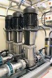 pumpvatten Arkivbild