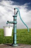 pumpvatten Royaltyfria Foton