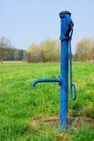 pumpvatten Arkivbilder