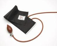 Pun¢o de la presión arterial Imágenes de archivo libres de regalías