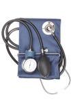 Pun¢o de la presión arterial Foto de archivo libre de regalías