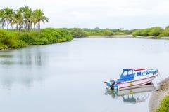 Puna Island Ecuadorian Coastline Royalty Free Stock Images