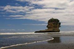 Punakaiki beach, West Coast, South Island, New Zealand Stock Photo