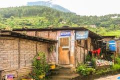Punakha, Bhutan - September 10, 2016: Lokaal restaurant Uit Bhutan in Punakha, Bhutan Stock Foto