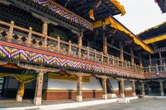 Punakha Dzong,不丹 免版税库存照片