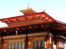 Punakha Dzong, Bhután fotografía de archivo