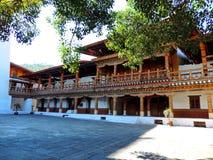 Punakha Dzong, Bhután imagen de archivo
