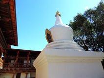 Punakha Dzong, Bhutan lizenzfreies stockbild
