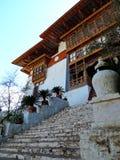 Punakha Dzong, Bhutan stockfoto