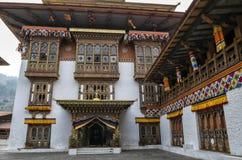 Punakha Dzong, Bhutan Zdjęcia Royalty Free