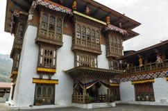 Punakha Dzong, Bhutan stock images