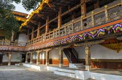 Punakha Dzong, Bhutan. Punakha Dzong or Pungthang Dewachen Phodrang (Palace of Great Happiness) in Punakha, the old capital of Bhutan Royalty Free Stock Photos
