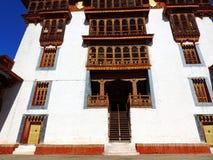 Punakha Dzong, Butão fotografia de stock royalty free