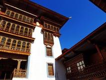 Punakha Dzong, Butão foto de stock
