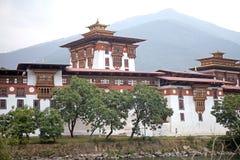 Punakha Dzong, Punakha, Bhutan Stock Photos