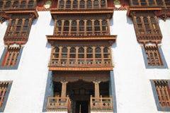 The Punakha Dzong Royalty Free Stock Photography