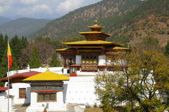 The Punakha Dzong Stock Photography