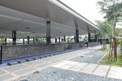 Puncak Alam清真寺的洗净液雪兰莪的,马来西亚 图库摄影
