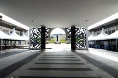 Puncak Alam Mosque at Selangor, Malaysia Royalty Free Stock Photo