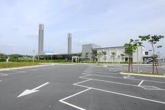 Puncak Alam Mosque at Selangor, Malaysia Stock Photography