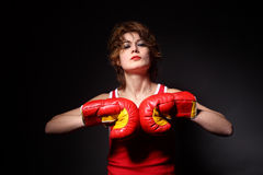 Punch Royalty Free Stock Image