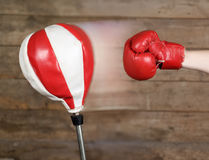 Punch! Stock Photography