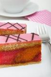 Punch Cake Stock Image